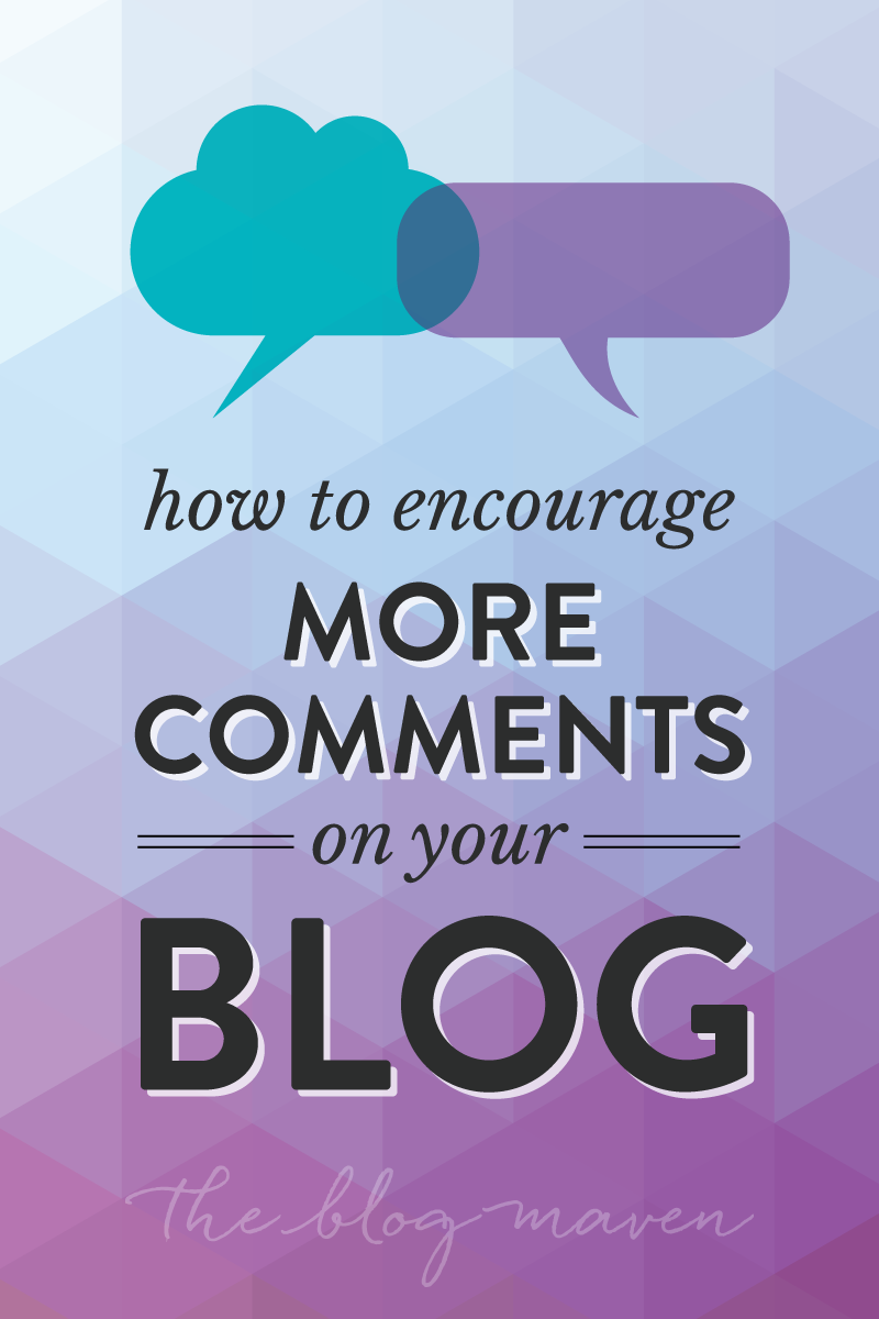 How can you get more blog comments when all you hear is crickets? These 12 tips will help turn your one-man show into a community.