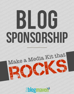 Make a Media Kit that Rocks | The Blog Maven