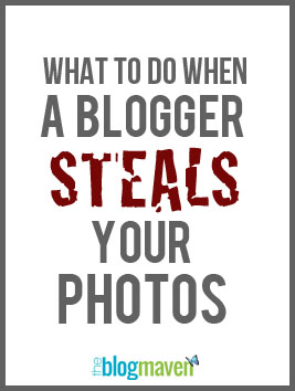 What to do when a blogger steals your photos | a Resource from Biz Mavens