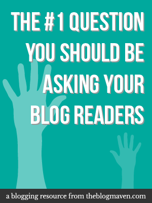 The fastest way to grow your blog starts with THIS question...
