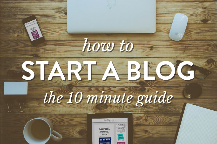 How to Start a Blog :: A blog coach takes you step by step through setting up your blog. You can be blogging in just 10 minutes!