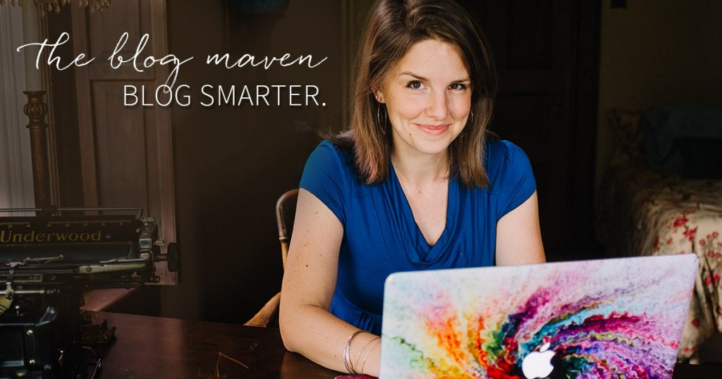 The Blog Maven | Blog Smarter.