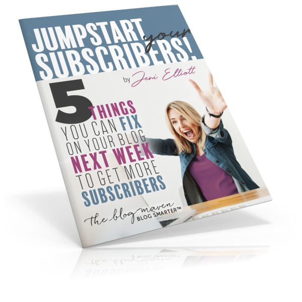 Jumpstart Your Subscribers