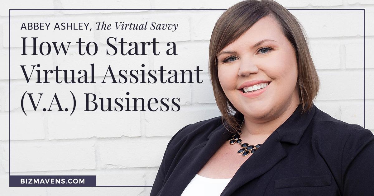 Virtual Assistant Expert Abbey Ashley